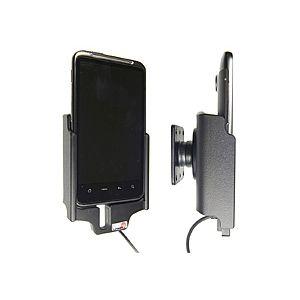 Brodit držák do auta na HTC Desire HD bez pouzdra, se skrytým nabíjením