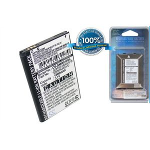 Baterie pro Samsung Omnia 7,Galaxy 3 i5800, Li-ion 3,7V 1500mAh