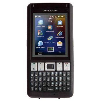 Opticon H21 2D Odolné PDA s WM 6.5, Bluetooth, GSM/GPRS, WLAN, WM 6.5, QWERTY HW klávesnice