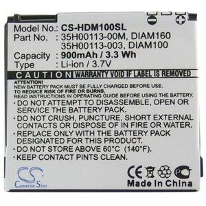 Baterie (ekv. BA-S270) pro HTC Touch Diamond, Li-ion 3,7V 900mAh