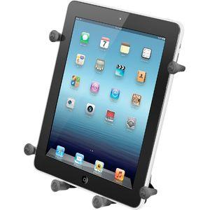 """RAM Mounts univerzální držák na tablet 9"""" až 10,1"""" do auta na palubní desku, skútr, atd. na šroubky nebo vruty, AMPS, X-Grip, dlouhé rameno, sestava RAM-B-101-C-UN9U"""