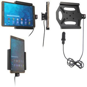Brodit držák do auta na Samsung Galaxy Tab S 8.4 s nabíjením z cig. zapalovače + USB adaptér