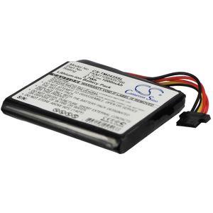 Baterie pro TomTom Go 2535T, 1000mAh, Li-ion