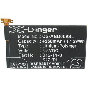 Baterie pro Amazon Kindle Fire HDX 7/Fire HDX, 4550mAh
