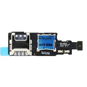 Náhradní díl čtečka SIM a microSD pro Samsung G800 Galaxy S5 Mini