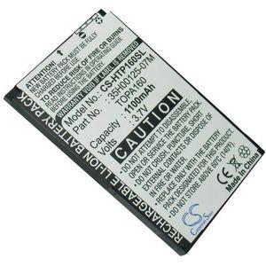 Baterie (ekv. BA-S360) pro HTC Touch Diamond 2, Touch2 Mega, Compact V, Li-ion 3,7V 1100mAh