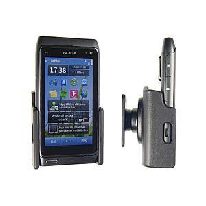 Brodit držák do auta na Nokia N8 bez pouzdra, bez nabíjení