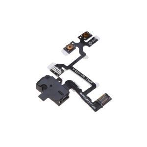 Náhradní díl flex audio kabel pro Apple iPhone 4S, černý
