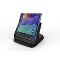 Kidigi dobíjecí a synch kolébka pro Samsung Galaxy Note 4, černá