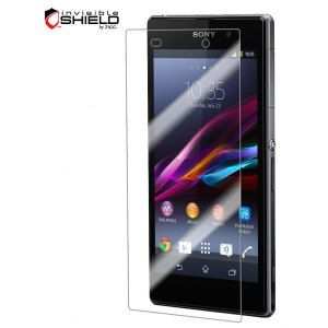 InvisibleSHIELD Sony Xperia Z1 compact (displej)