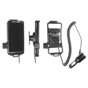 Brodit držák do auta na Motorola Razr i/Droid M bez pouzdra, s nabíjením z cig. zapalovače