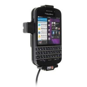 Brodit držák do auta na BlackBerry Q10 bez pouzdra, se skrytým nabíjením