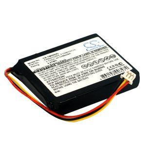Baterie pro TomTom ONE NEW, ONE V3, ONE IQ Routes, Rider 3, Li-ion 3,7V 1100mAh