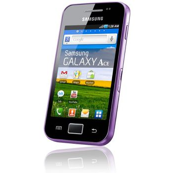Samsung S5830i Galaxy Ace Plum Purple