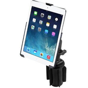 RAM Mounts držák na iPad Air do auta do držáku na nápoje, vysokopevnostní plast, sestava RAP-299-3-B-AP17U