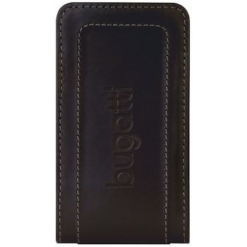 Bugatti Twin Leather Universal Case L (125 x 68mm) - ern