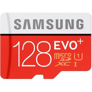 Samsung micro SDXC 128GB Class 10 EVO Plus paměťová karta + SD adaptér