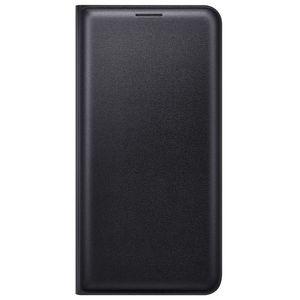 Samsung flipové pouzdro s kapsou pro Galaxy J5 2016, černé