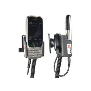 Brodit držák do auta na Nokia 6303 Classic bez pouzdra, s nabíjením z cig. zapalovače