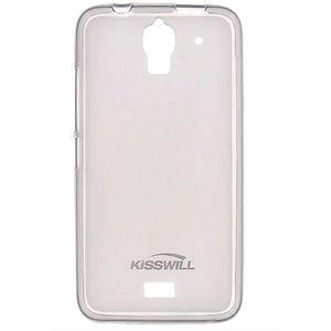Kisswill TPU pouzdro pro Honor 6 Plus, transparentní