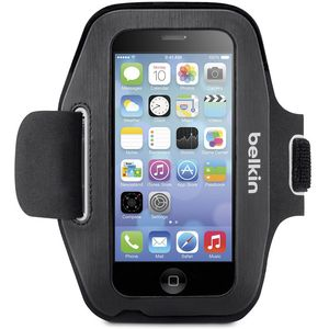 """Belkin sportovní pouzdro na ruku Sport-FIT pro telefony s displejem do 5,5"""", černé"""