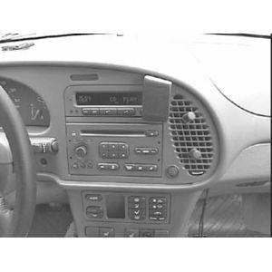 Brodit ProClip montážní konzole pro Saab 9-3 98-02 POUZE pro dřevěný a kevlarový dekor, na střed