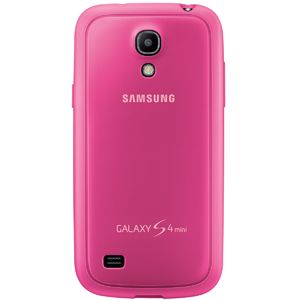 Samsung ochranné pouzdro Protective cover + EF-PI919BP pro Galaxy S4 mini, růžová