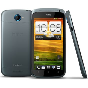 HTC One S šedá