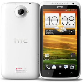 HTC One X 32GB bílá