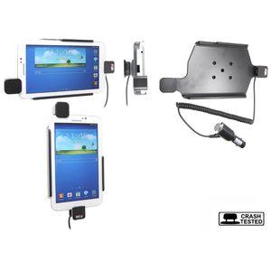 Brodit držák do auta na Samsung Galaxy Tab 3 7.0 bez pouzdra, s nabíjením z cig. zapalovače