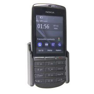 Brodit držák do auta na Nokia Asha 300 bez pouzdra, bez nabíjení