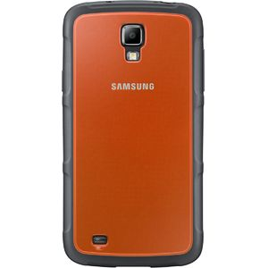 Samsung ochranné pouzdro Protective cover + EF-PI929BO pro Galaxy S4 Active, oranžová