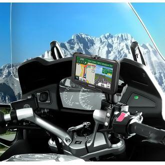 RAM Mounts držák na Garmin nuvi 50 na motorku na řídítka na objímku brzd/spojk. páky, sestava RAM-B-174-GA50U