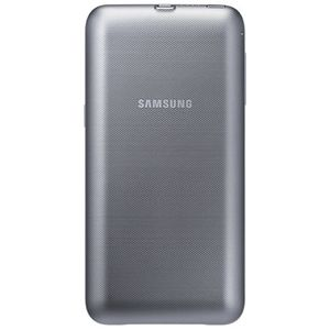 Samsung bezdrátová externí baterie EP-TG928BS pro S6 edge+, stříbrná