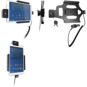 Brodit držák do auta na Samsung Galaxy Tab PRO 8.4 bez pouzdra, s nabíjením z cig zapalovače/zámek