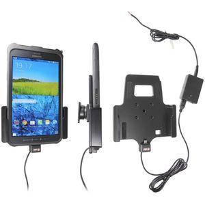 Brodit držák do auta na Samsung Galaxy Tab Active v orig. pouzdru, se skrytým nabíjením