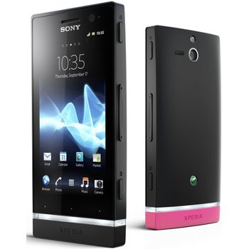 Sony Xperia U 8GB (ST25i) - ern/rov