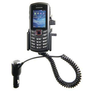 Brodit držák do auta na Samsung Xcover 271 (B2710) bez pouzdra, s nabíjením z cig. zapalovače