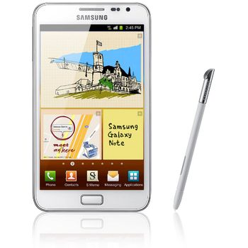 Samsung Galaxy Note bl + navigace Sygic s doivotn aktualizac map