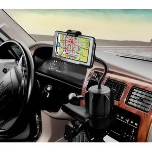 RAM Mounts držák na Garmin dezl 560 do auta do držáku na nápoje, husí krk, sestava RAP-299-2U-GA43U
