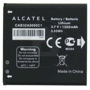 ALCATEL ONETOUCH Baterie 991D/992D/6010D
