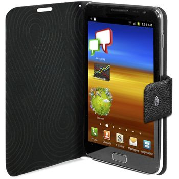 PURO pouzdro SLIM pro Samsung Galaxy Note - ern