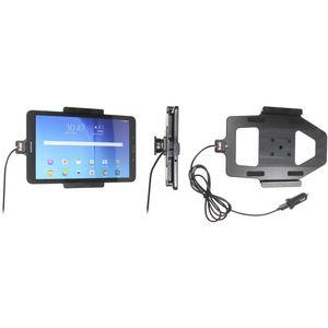 Brodit držák do auta na Samsung Galaxy Tab E 9.6 bez pouzdra, s nabíjením z cig. zapalovače/USB