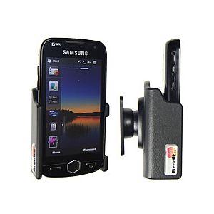 Brodit držák do auta na Samsung Omnia II i8000 bez pouzdra, bez nabíjení