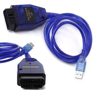 USB VAG OBD II kabel