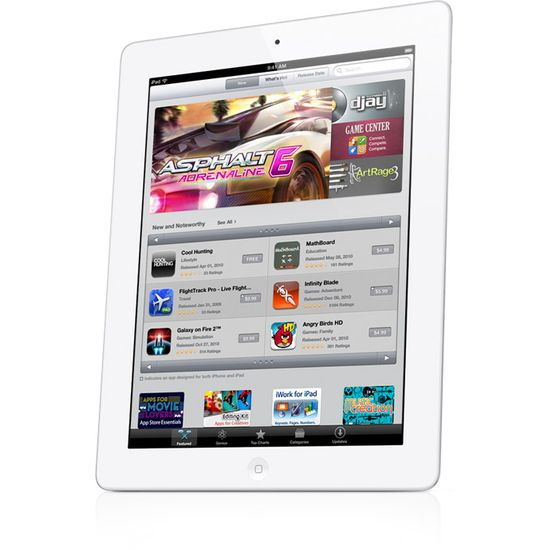 Apple iPad 2 64GB Wi-Fi + 3G CZ bílý