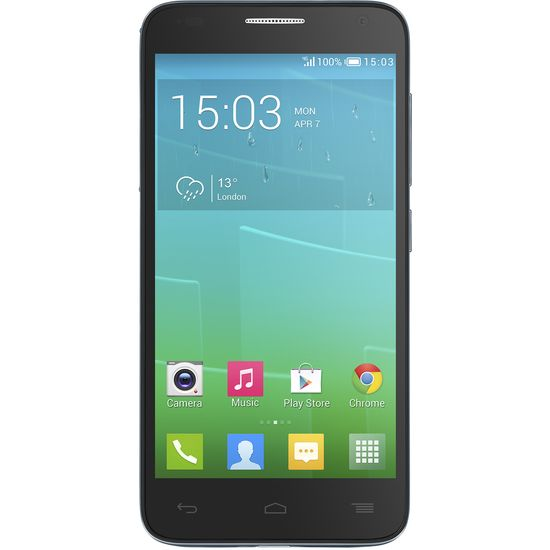 ALCATEL ONETOUCH 6036Y IDOL 2 MINI S šedá