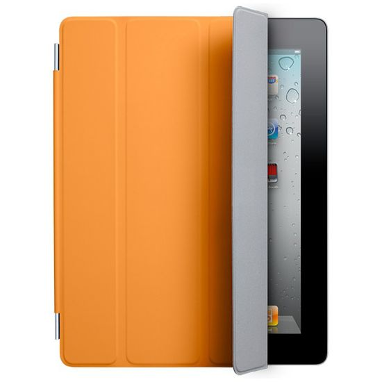 Apple iPad Smart Cover Orange