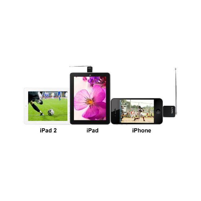 Pokud klávesnice Apple s numerickou klávesnicí nenabíjí vaše iOS zařízení, zapojte.