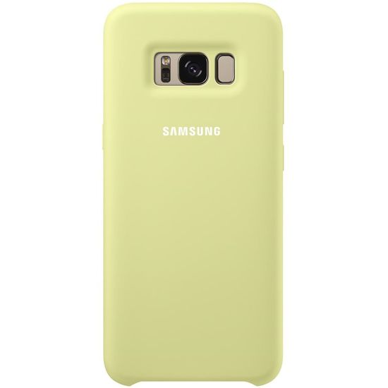 Samsung EF-PG950TG silikonový kryt na Galaxy S8 zelený